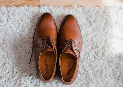 Ryłko buty ślubne