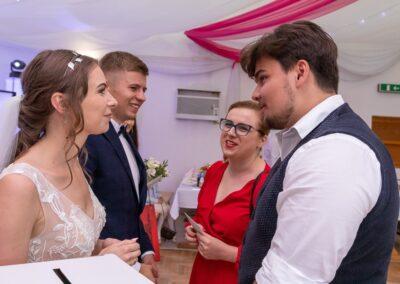 życzenia na ślubie