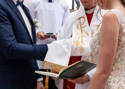 stuła na ślub