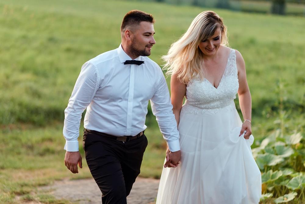 Sesją ślubna Gorajowice
